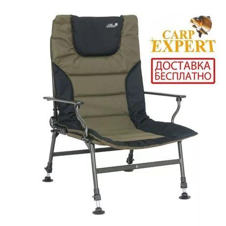 Кресло для рыбалки карповое Carp Expert Extra Armchair усиленное