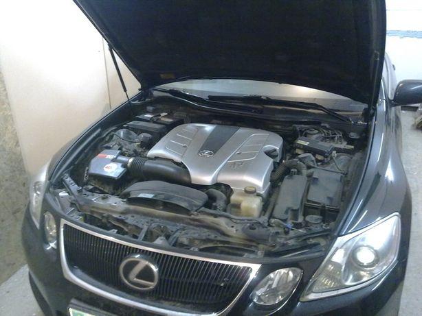 Свап комплект 3UZ-FE 4.3 Lexus GS430 GS300 GS350 2005 2006 2007 2008