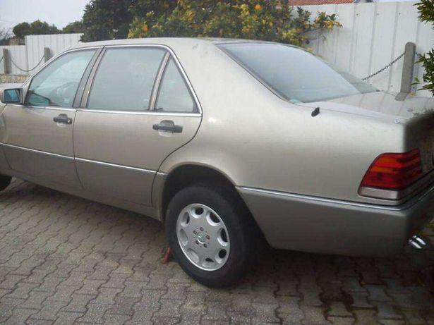 Vende-se DIVERSAS PEÇAS Mercedes classe S 320 W140