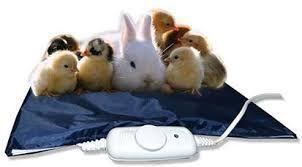 Электрическая грелка непромокаемая для животных. електрогрелка
