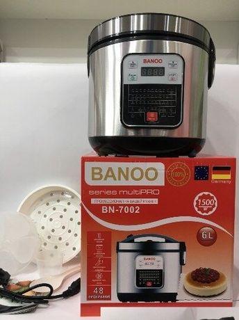 Мультиварка с йогуртницей Banoo BN-7001 ...