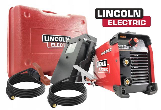 Lincoln Elecetric Invertec 135S Pack Spawarka inwertorowa