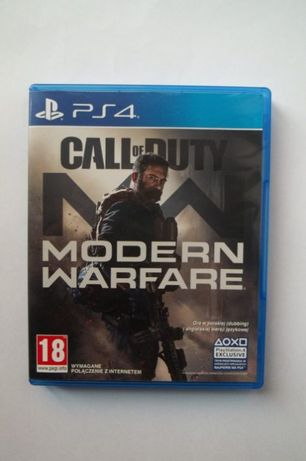 Ps 4 Call Of Duty MW Centrum Gier Grodzka 4