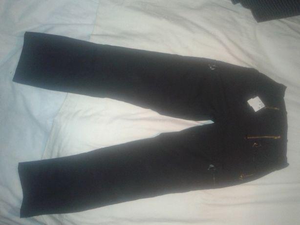 Nowe spodnie ES roz 98 pas 72cm - 86cm