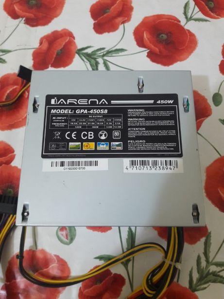 Блок питания Chieftec iARENA GPA-450S8 120FAN