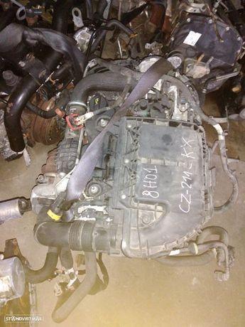 Motor 1.4 hdi 8H02 8HR 8H01 8hx 8hz 1.4 tdci