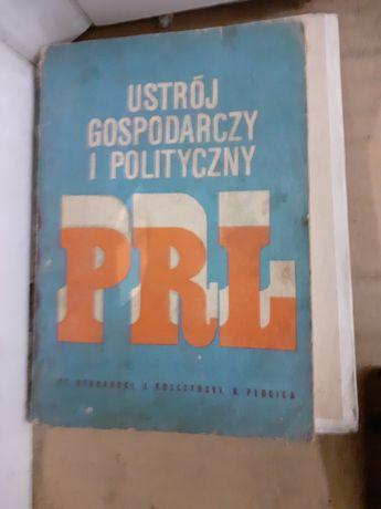 Różne książki PRL
