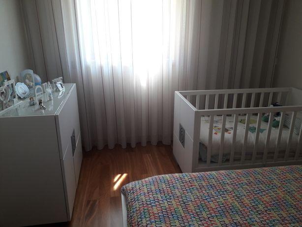 Cama e comoda de bebé até aos 3 anos - marca ALONDRA