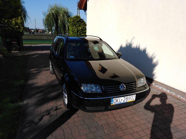 VW Bora 2001r. 1.9 tdi, 130KM