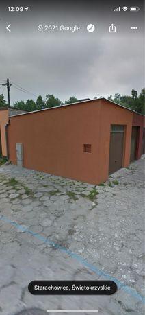 Garaz murowany konstytucji 3 maja duza powierzchnia