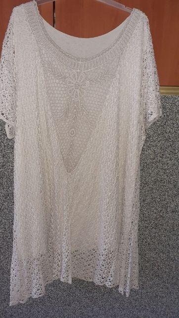 Elegancka tunika -bluzka jak NOWA