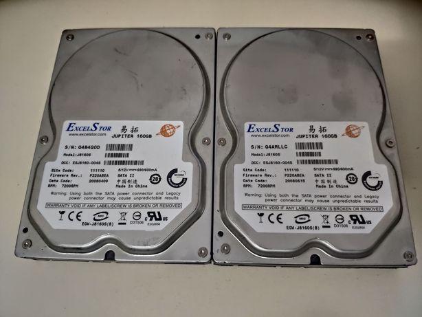 """Жорсткий диск HDD 3.5"""" 160Gb 7200об"""