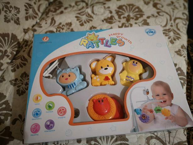 Продам  НОВЫЙ детский мобиль