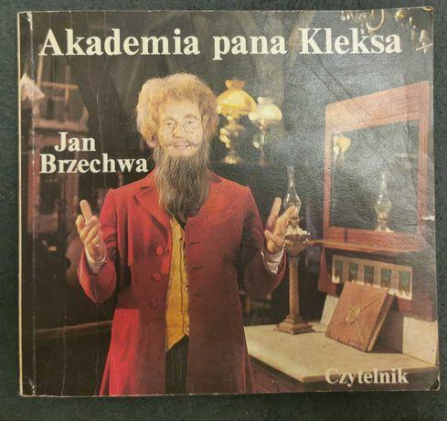 Akademia Pana Kleksa J. Brzechwa 1987 unikat