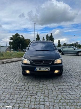 Opel Zafira Sprzedam opel zafira A