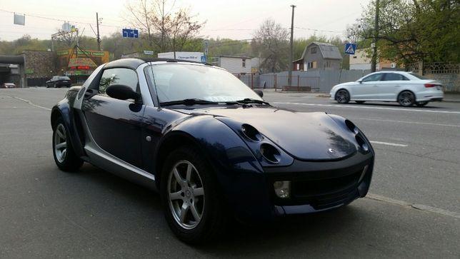 Smart Roadster 2005, синій, 82 л.с.