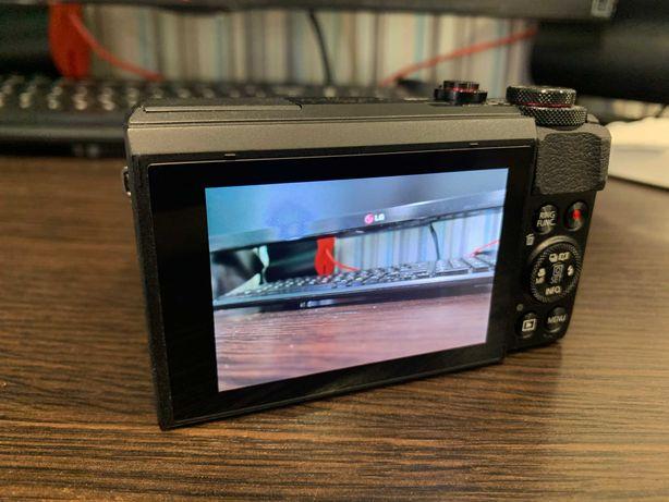 Фотоаппарат Canon PowerShot G7 X Mark II + 64GB Подарок