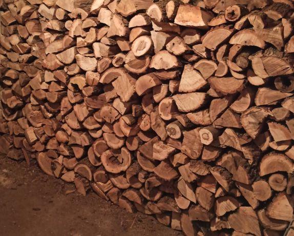 КОЛОТЫЕ дрова акации, дуба, ясеня. ДЕШЕВО 1000 грн/куб