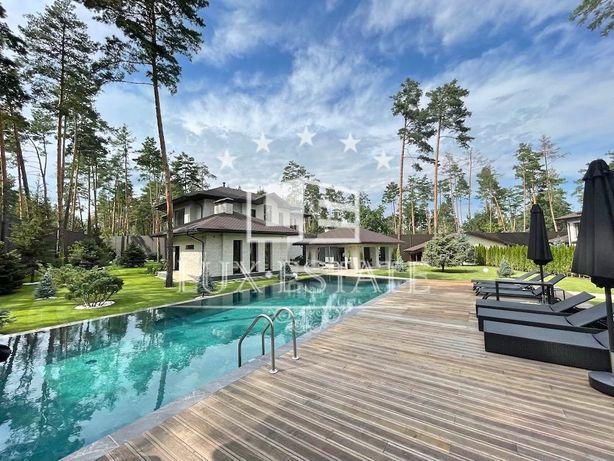 Дом с дизайнерским ремонтом в лесной части (Конча-Заспа) Без комиссии!