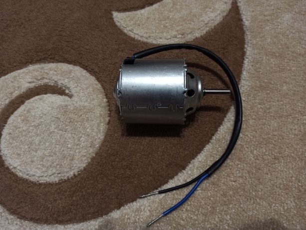 Электродвигатель 12v отопителя мтз
