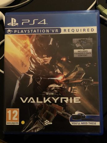 Valkyrie EVE PS4 VR