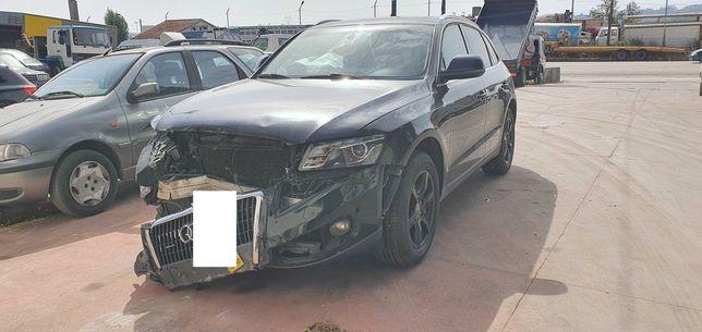 Audi Q5 2.0 diesel salvado / acidentado