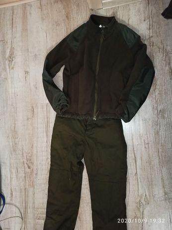 Зимний комплект форменной одежды