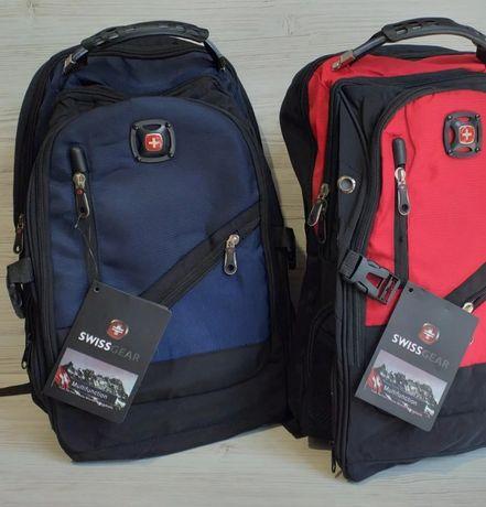 Рюкзак мультифункціональний міський SwissGear Синій