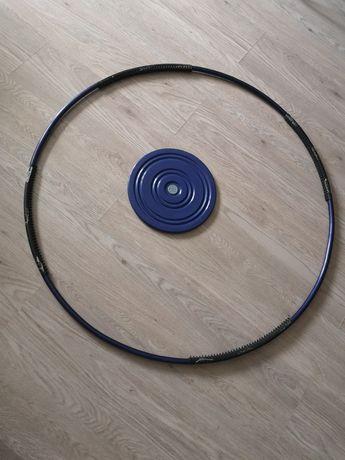Обруч и диск для талии