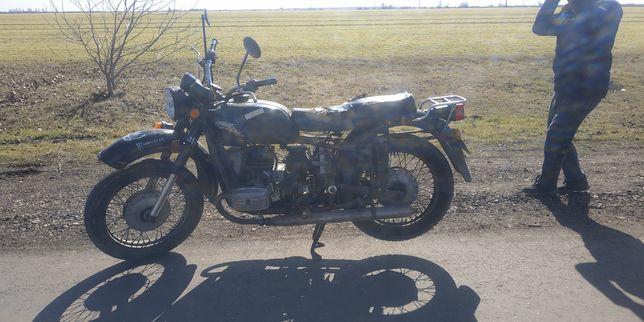 Мотоцикл МТ-11 хорошее состояние