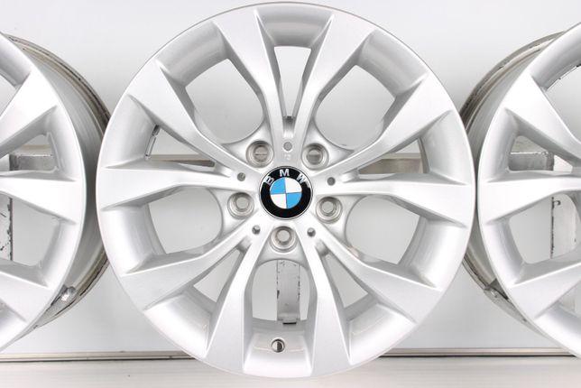 17 5x120 BMW oryginalne felgi X1 X3 X4 E90 E91 E92 F30 F31 F34
