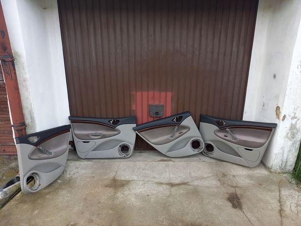 Boczki- tapicerka drzwi Citroen C5 I-II 01-08r