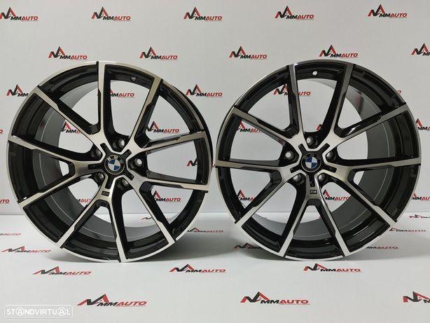 Jantes BMW Style 728M Black 19