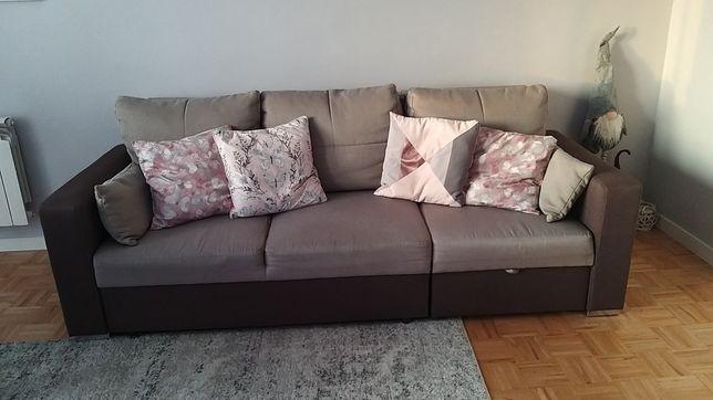 kanapa 3- osobowa rozkładana