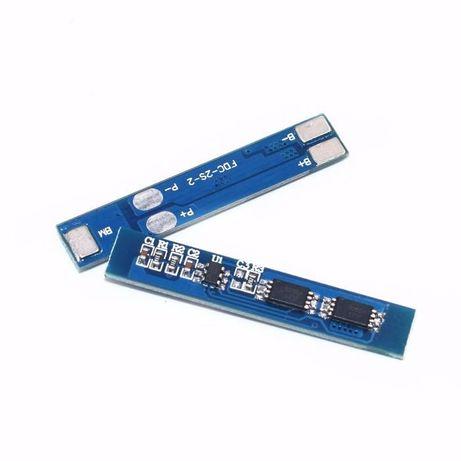 BMS 2S Контроллер заряда разряда (плата защиты) 5А 8.4V Li-Ion 18650