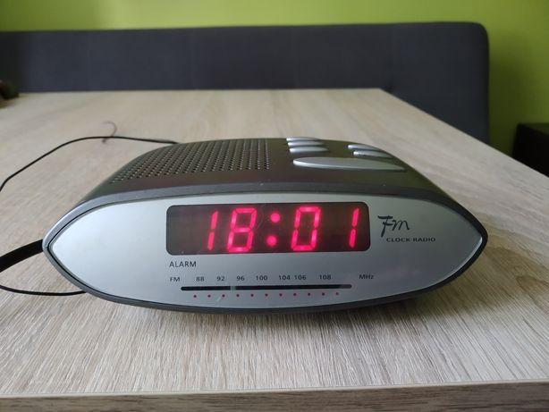 Radio budzik Digital CR4