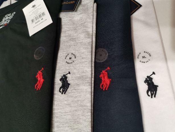 Nowa Koszulka Męska T-Shirt Polo Ralph Lauren - 49.99 zł