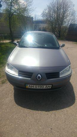 Renault Megan 1.4 рено меган 1.4