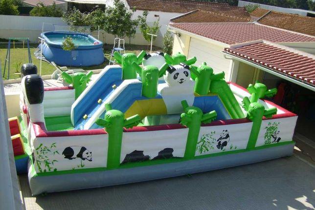 Insuflável do Panda