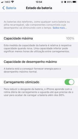 Iphone 7plus com muito pouco uso