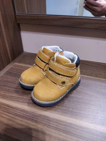 Buty buciki dla chłopca 21