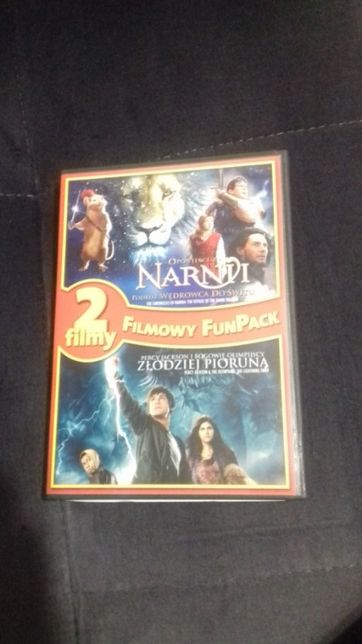 Opowieści z Narnii / Percy Jackson DVD