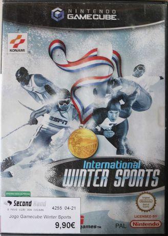 Jogo Game Cube International Winter Sports