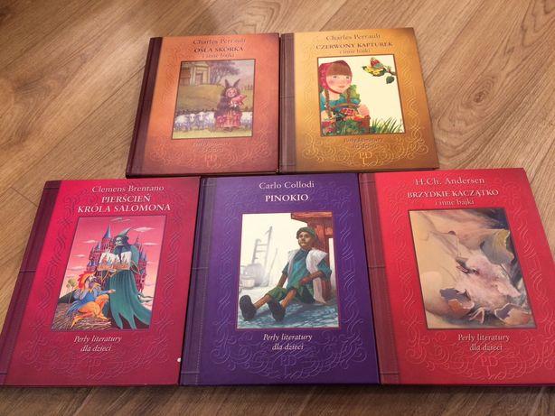 Książki bajki dla dzieci