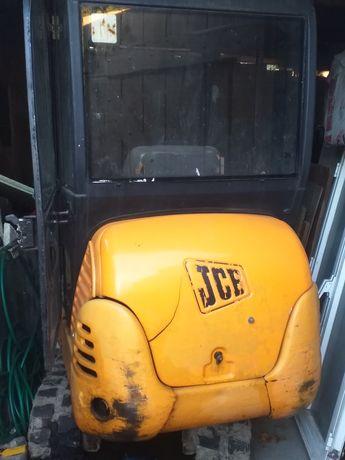 Mini Koparka JCB 8015