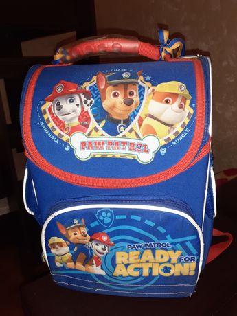 Школьный каркасный рюкзак Kite для мальчика