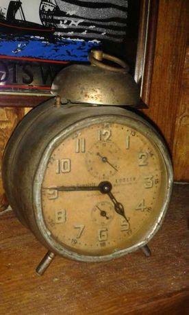 fortuna stary przedwojenny zegar budzik braci kempisty lublin i inne