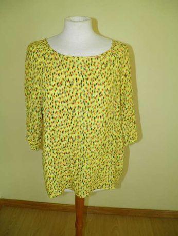Camisa ¾ de manga, muito leve, jovial e eclética
