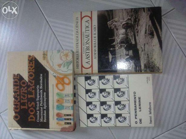 21 Livros de rara variedade