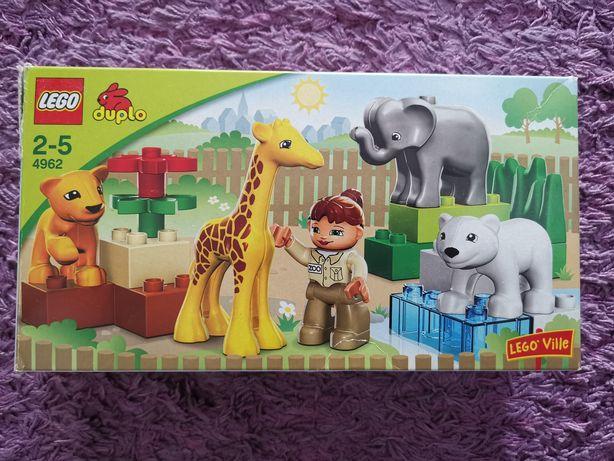 Lego Duplo 4962 Małe Zoo